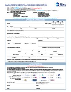 IBAC-Aircrew-Card-Application-WEB