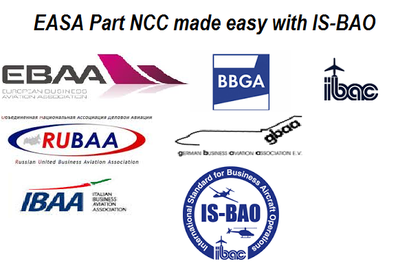 EASA Part NCC Made Easy with ISBAO